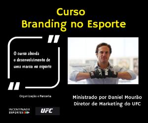 Curso de branding no esporte - Imagem do evento