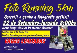 FOTO RUNNING 5KM - Imagem do evento
