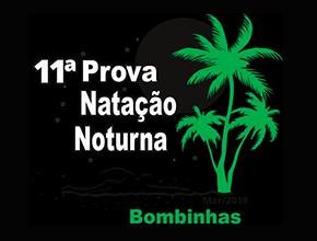 11ª PROVA DE NATAÇÃO NOTURNA - 2019 - Imagem do evento