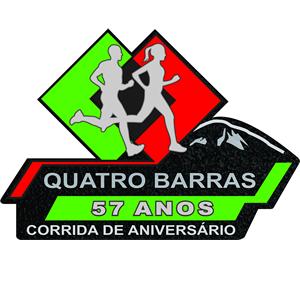 CORRIDA DE ANIVERSÁRIO DE QUATRO BARRAS - Imagem do evento