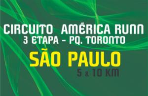 CIRCUITO AMÉRICA RUNN 3ª ETAPA -  SÃO PAULO - Imagem do evento