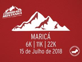 CORRIDAS DE MONTANHA - ETAPA  MARICÁ
