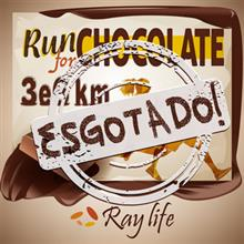 RUN FOR CHOCOLATE 3KM E 6KM - Imagem do evento