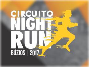 CIRCUITO NIGHT RUN LAGOS - ETAPA BÚZIOS 2017 - Imagem do evento