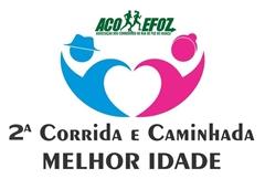 2ª CORRIDA E CAMINHADA DA MELHOR IDADE - Imagem do evento