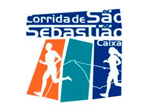 CORRIDA DE SÃO SEBASTIÃO CAIXA 2017 - Imagem do evento