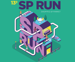 13ª SP RUN - SHOPPING SP MARKET
