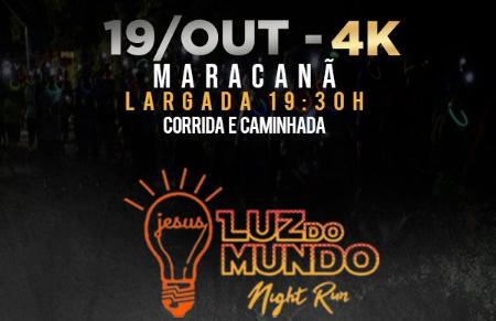 LUZ DO MUNDO NIGHT RUN