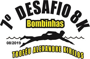 7º DESAFIO DE NATAÇÃO BOMBINHAS 8KM