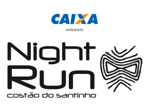 NIGHT RUN COSTÃO DO SANTINHO - 2017 - Imagem do evento