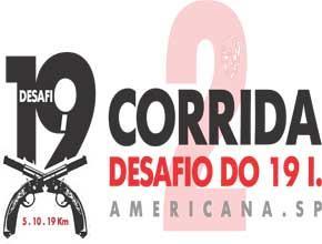 2ª CORRIDA DESAFIO DO 19I  - Imagem do evento