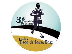 3ª CORRIDA PEDESTRE PADRE TIAGO DE SOUZA BRAZ - Imagem do evento