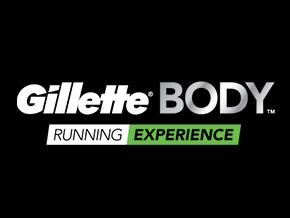 GILLETTE BODY RUNNING - Imagem do evento