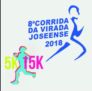 8ª CORRIDA DA VIRADA JOSEENSE 2018