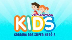 MARATONA KIDS CORRIDA SUPER HERÓIS