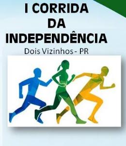 1ª Corrida da Independência Dois Vizinhos 2018