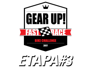 GEAR UP! BIKE CHALLENGE - FAST RACE ETAPA 3 - Imagem do evento