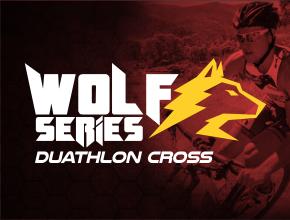 1ª ETAPA WOLF SERIES - DUATHLON CROSS - Imagem do evento