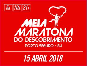 MEIA MARATONA DO DESCOBRIMENTO PORTO SEGURO - 2018 - Imagem do evento