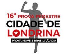 PROVA PEDESTRE CIDADE DE LONDRINA - Prova Móveis Brasília/CAIXA - Imagem do evento