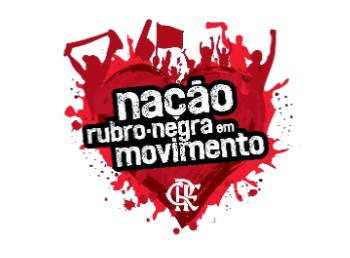 NAÇÃO RUBRO-NEGRA EM MOVIMENTO