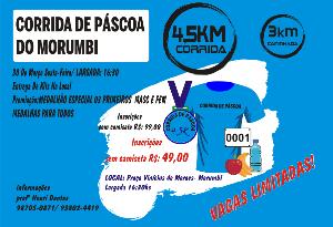 CORRIDA DE PASCOA MORUMBI