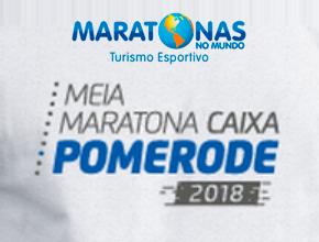 MEIA MARATONA DE POMERODE 2018 - Imagem do evento
