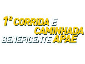1ª CORRIDA E CAMINHADA DA APAE DE FAZENDA RIO GRANDE - Imagem do evento