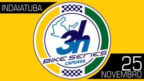 BIKE SERIES - 3 HORAS AUTÓDROMO CAPUAVA RACING - Imagem do evento