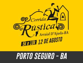 CORRIDA RÚSTICA DO ARRAIAL D'AJUDA | VIDA SPORT - Imagem do evento