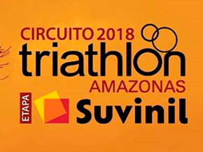 CIRCUITO 2018 TRIATHLON  AMAZONAS - ETAPA SUVINIL - Imagem do evento