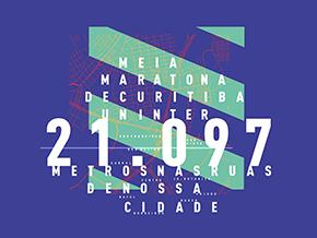 MEIA MARATONA DE CURITIBA UNINTER - Imagem do evento