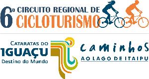 6ª edição Circuito Regional de Cicloturismo - Etapa santa terezinha de itaipu - Imagem do evento