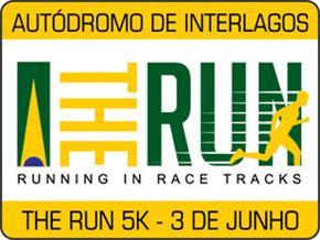 THE RUN 5K - AUTÓDROMO DE INTERLAGOS - Imagem do evento