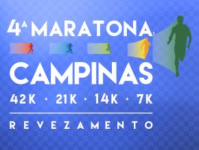 4ª MARATONA DE CAMPINAS - Imagem do evento