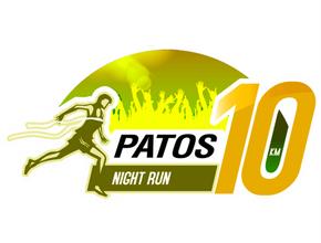 PATOS 10KM NIGHT RUN - Imagem do evento