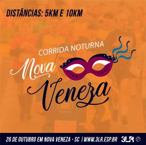 CORRIDA NOTURNA DE NOVA VENEZA