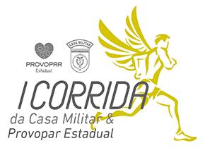 1ª CORRIDA DA CASA MILITAR E PROVOPAR ESTADUAL - Imagem do evento