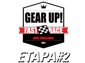 GEAR UP! BIKE CHALLENGE - FAST RACE ETAPA 2  - Imagem do evento
