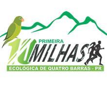 1ª 10 MILHAS ECOLÓGICA DE QUATRO BARRAS/PR - Imagem do evento