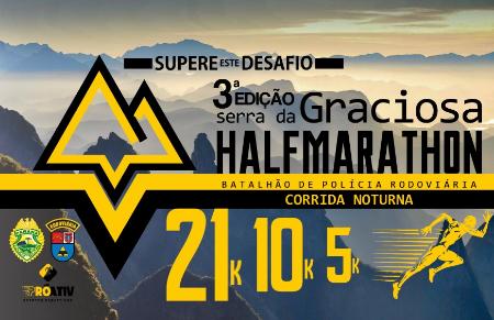 3ª EDIÇÃO - SERRA DA GRACIOSA HALF MARATHON