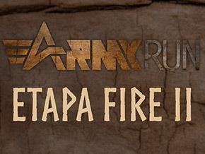 ARMY RUN - ETAPA FIRE II - Imagem do evento