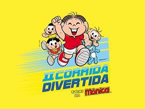 II CORRIDA DIVERTIDA DA TURMA DA MÔNICA - Imagem do evento
