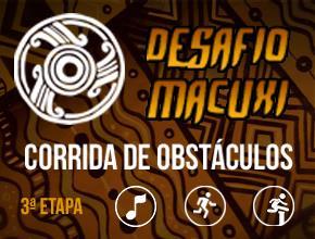 DESAFIO MOAI - ETAPA MACUXI - CORRIDA DE OBSTÁCULOS - Imagem do evento