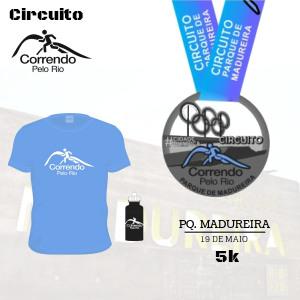 CIRCUITO CORRENDO PELO RIO - ETAPA PQ. MADUREIRA