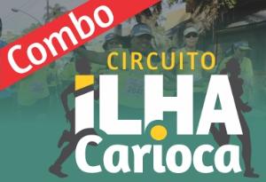 COMBO circuito ilha carioca 2019