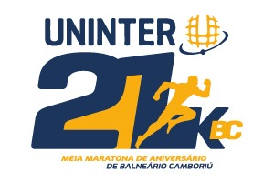 UNINTER 21K BC - 5º MEIA MARATONA DE ANIVERSÁRIO DE BALNEÁRIO CAMBORIÚ
