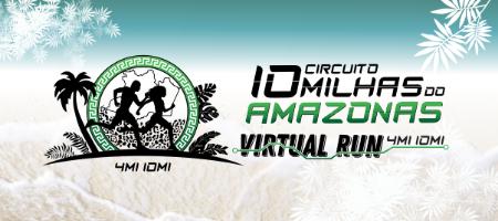 10 Milhas do Amazonas - Virtual Run 2019