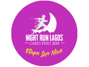 Circuito Night Run lagos  Etapa CABO FRIO   - Imagem do evento