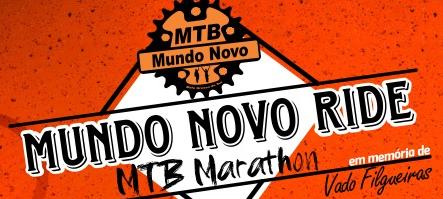 MUNDO NOVO RIDE - MTB MARATHON